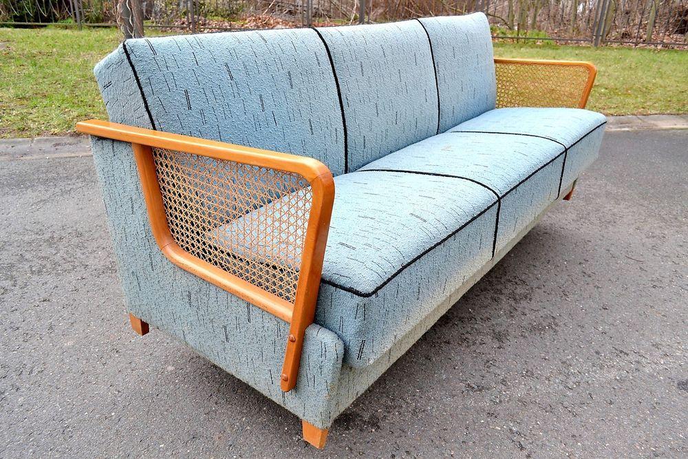 50er 60er J Sofa Couch Cocktailsofa Schlafcouch Nierentisch Ara Schlafsofa In Antiquitaten Kunst Design Stil 1950 1959 Outdoor Sofa Sofa Outdoor Decor