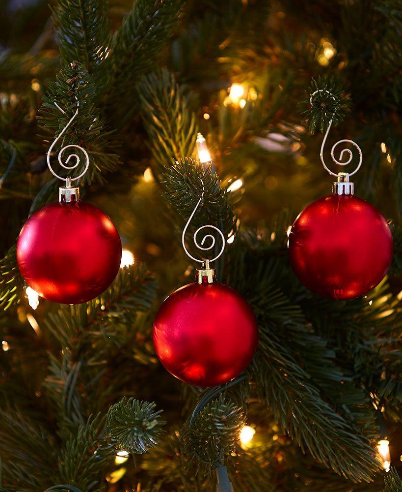 Sets Of 100 Decorative Ornament Hooks In 2020 Ornament Hooks Ornaments Decor