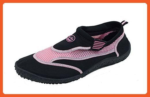 Black athletic shoes