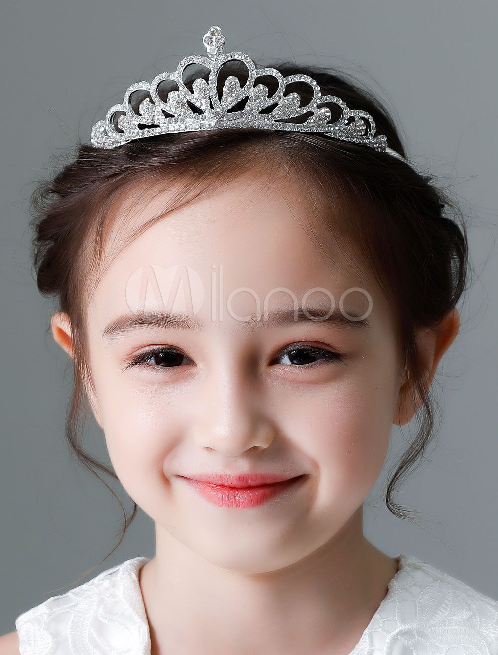 Clothes, Shoes & Accessories Girls Kid Children Baby Princess Party Crystal Bling Crown Tiara Hair Head Band