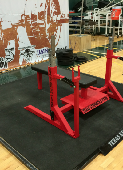 Competition Bench Texas Strength Systems Strength