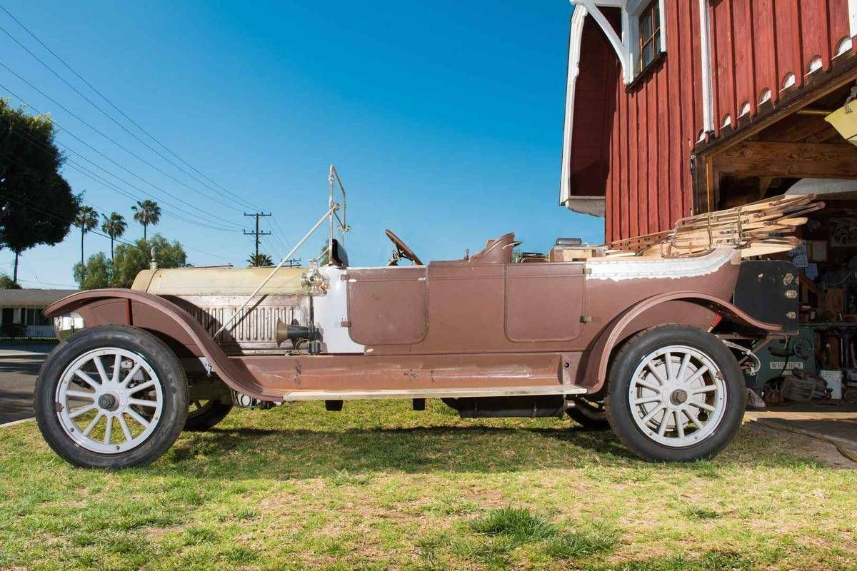 1913 Pierce-Arrow 66A for sale #1964629 - Hemmings Motor News ...