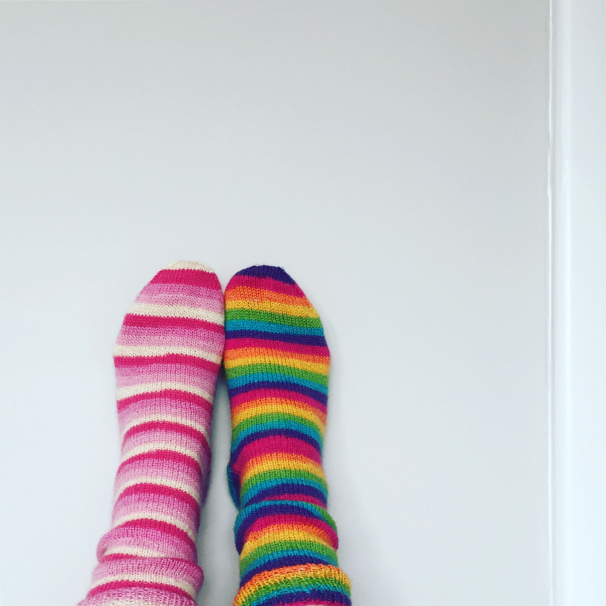 Simply the Simplest Sock pattern by Michelle Gregory | To knit ...