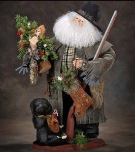 Cowboy Santa  The detail is amazing  My husband will love this