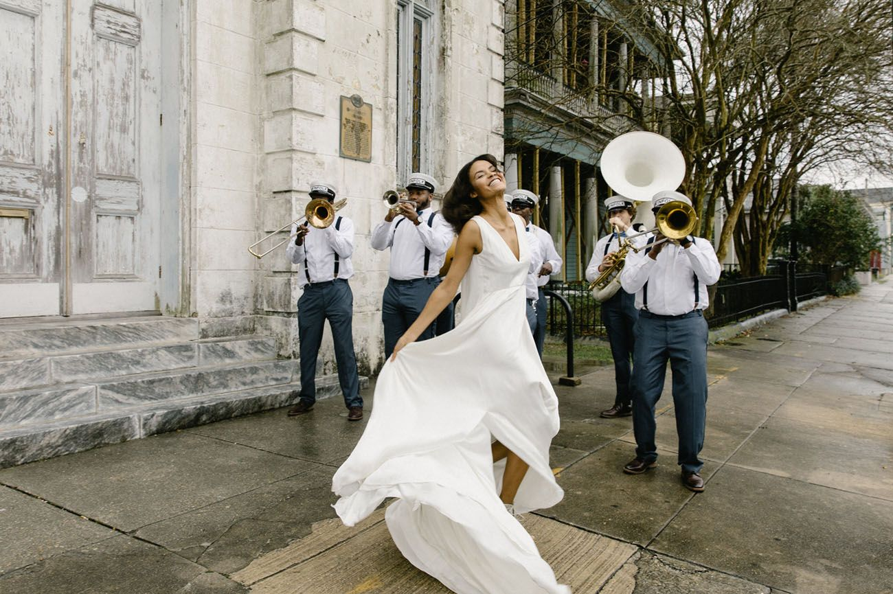 Alexandra Grecco Wedding Gowns Captured in New Orleans | Gowns ...