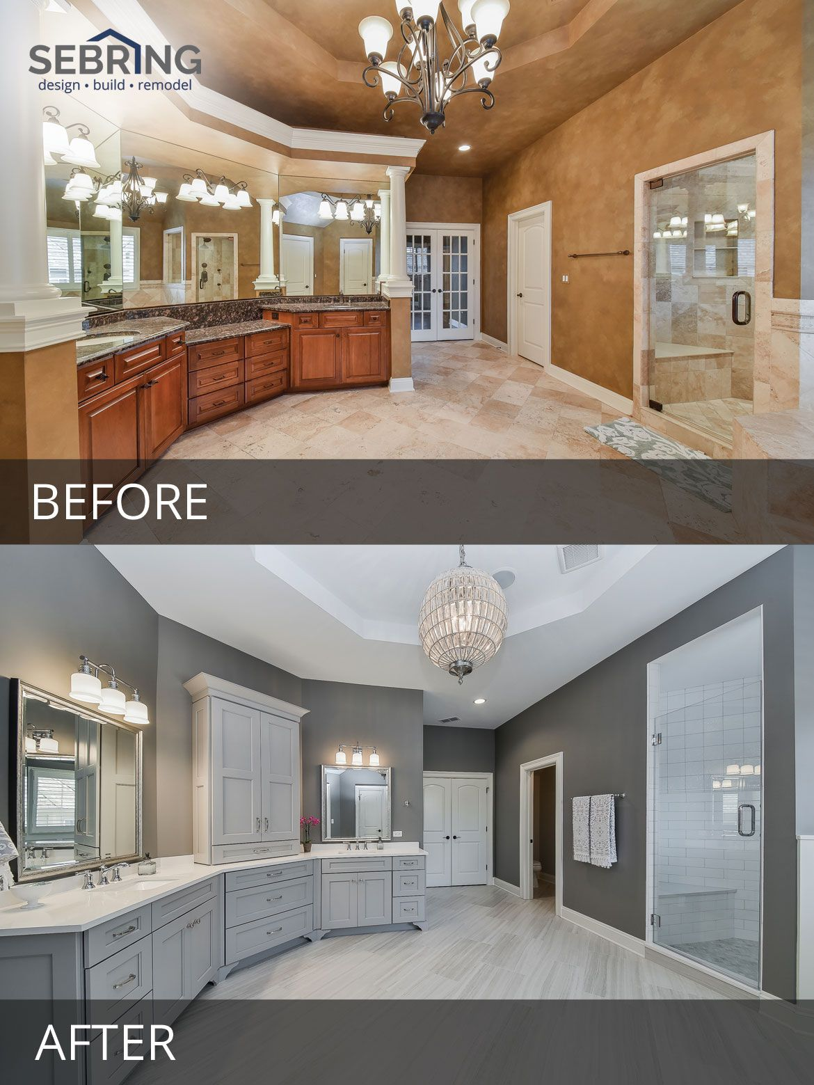 rob michelle s whole house before after pictures in 2019 the rh pinterest com