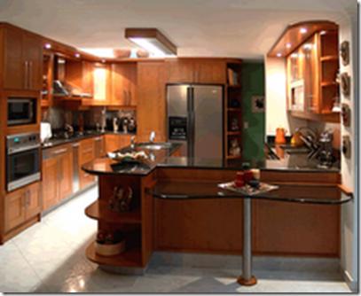 Imgenes de cocinas integrales minimalistas 6 for Cocinas minimalistas