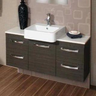 ADP Esadra S Recessed Wall Hung Vanity Unit W  600  750  850. ADP Esadra S Recessed Wall Hung Vanity Unit W  600  750  850  900