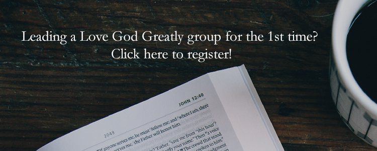 Love God Greatly *New* Facilitator Enrollment & David Materials Now Available! http://lovegodgreatly.com/new-facilitator-enrollment-david-materials-now-available/