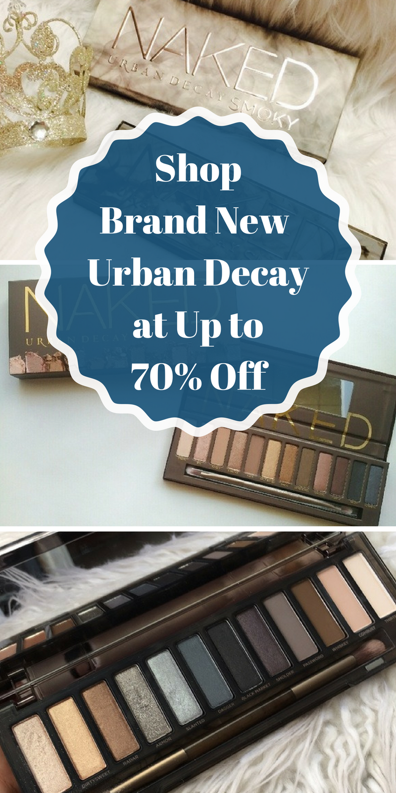 Urban Decay Sale Happening Now! Shop brand new makeup from