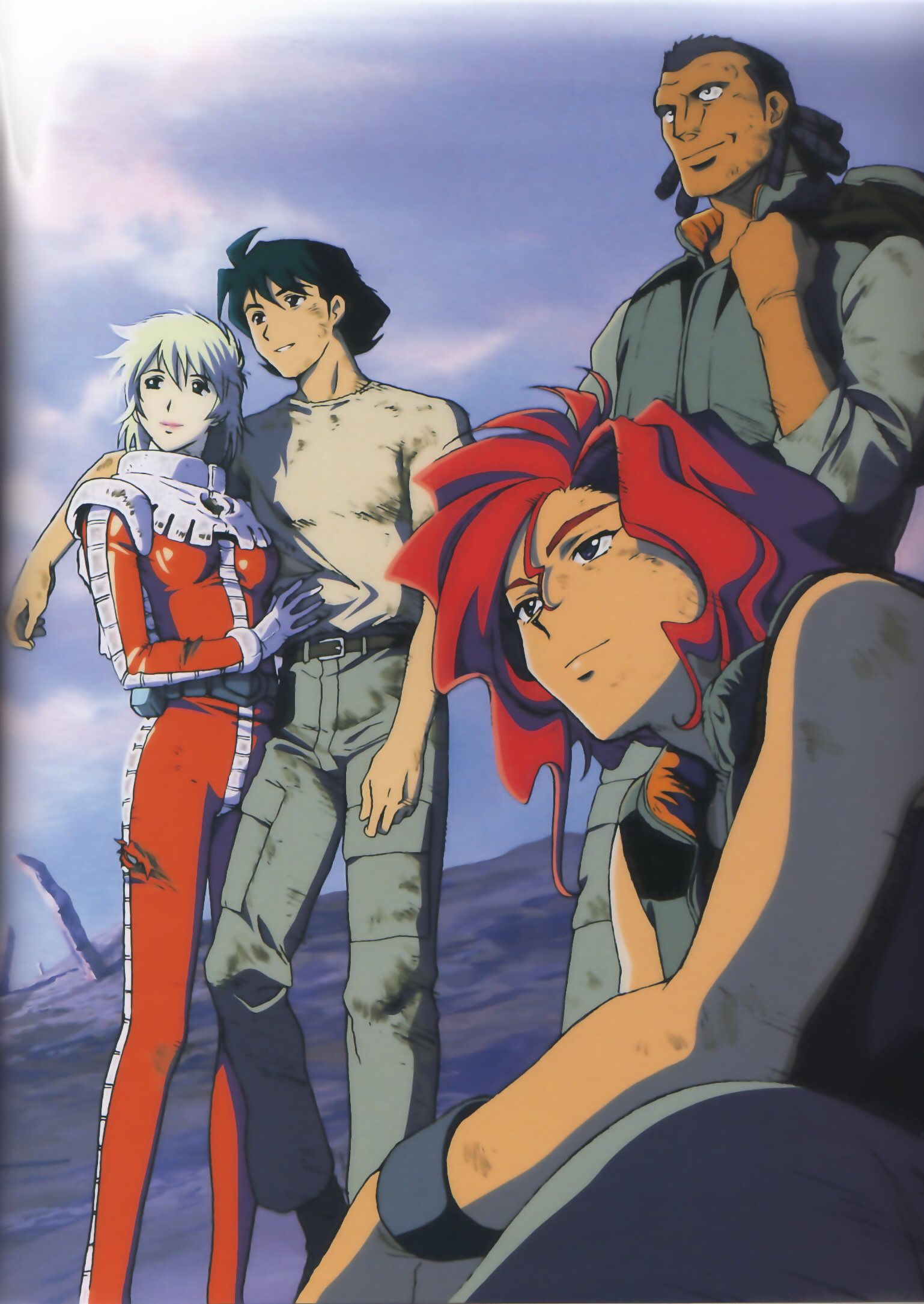 Mobile Suit Gundam The 08th Ms Team Anime Buff Anime Mobile Suit Gundam Wing