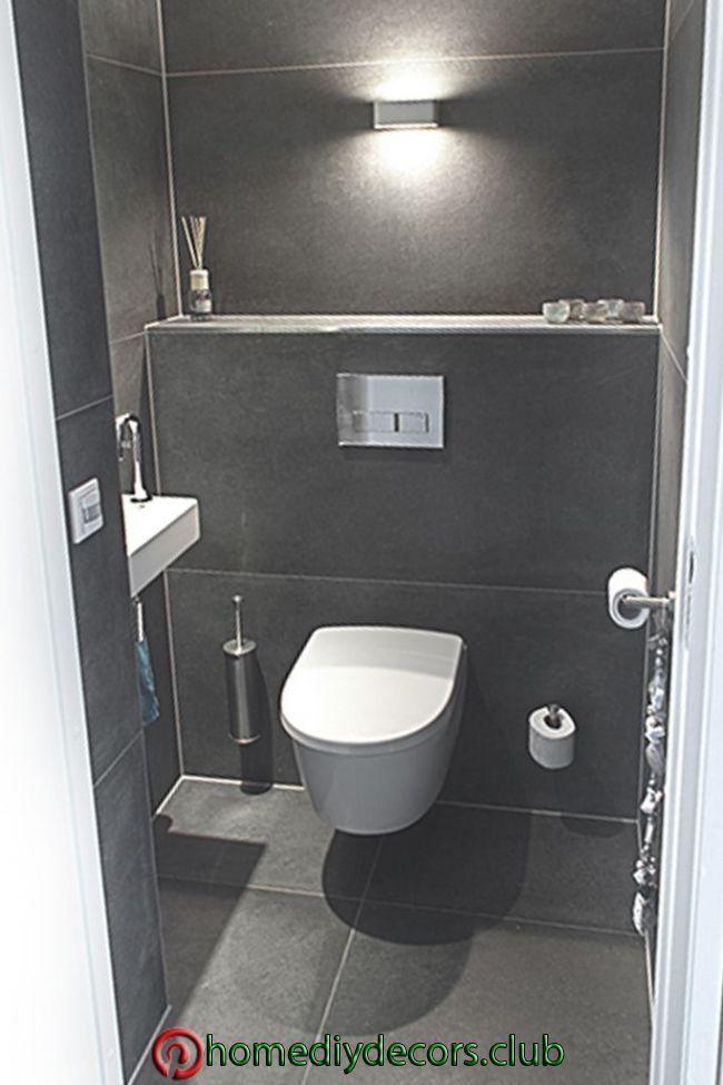 gäste wc gäste wc in 2020 Wcdesign, Toiletten, Kleine
