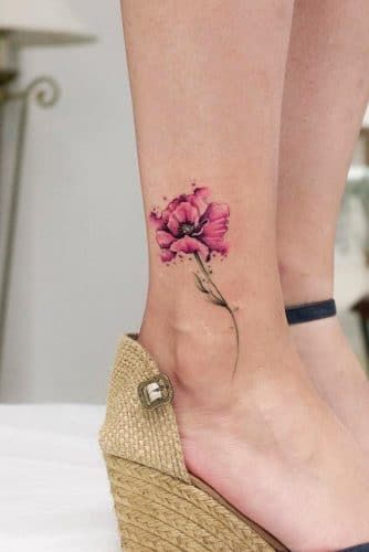 22 Gorgeous Looking Watercolor Tattoo Ideas Body Art