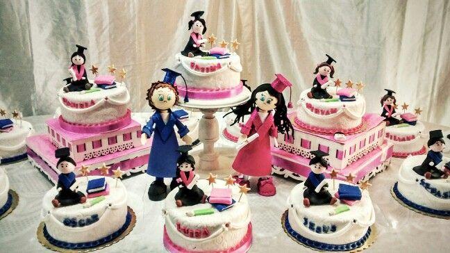 Cake graduations.....
