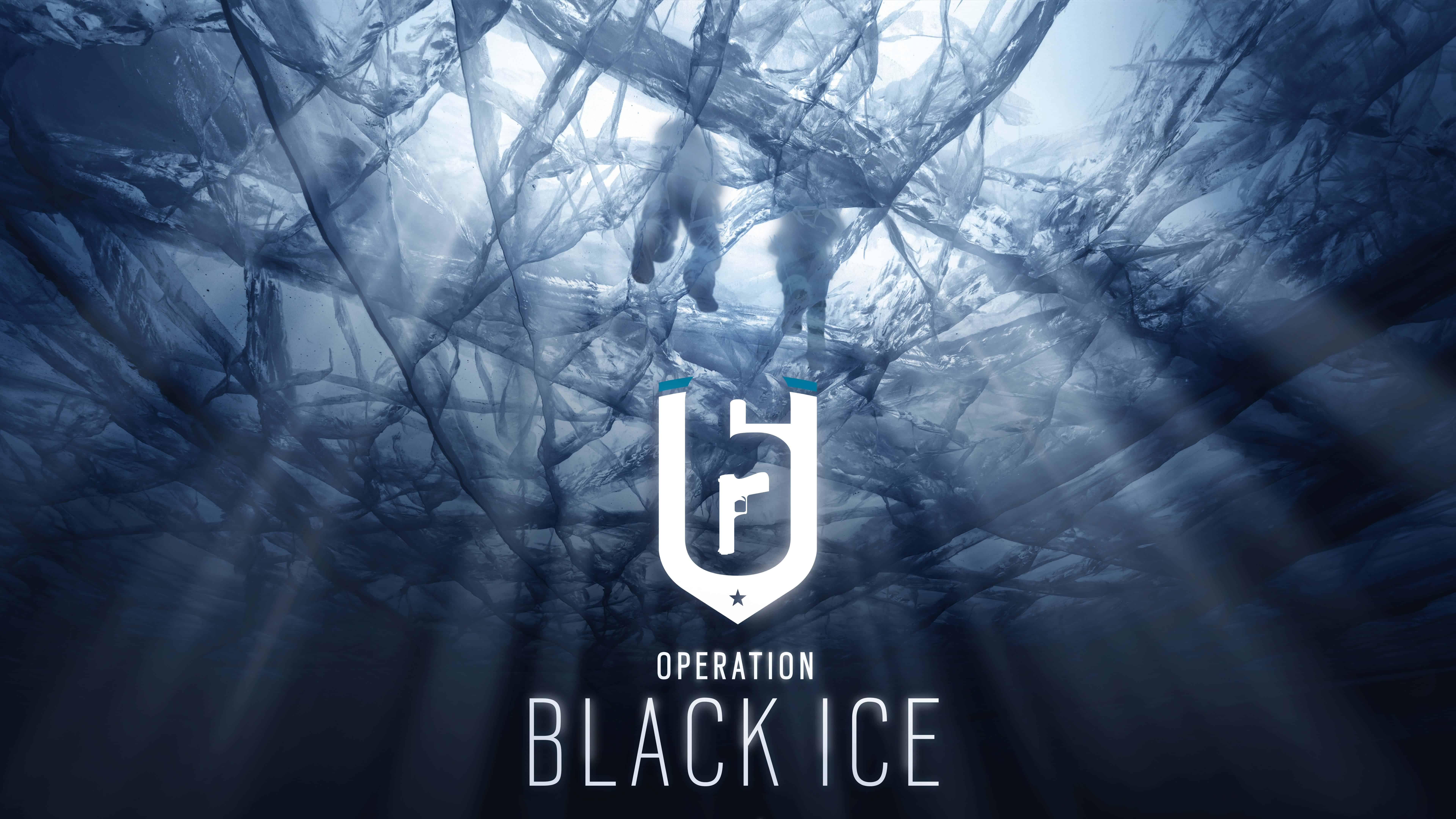 Rainbow Six Siege Operation Black Ice UHD 8K Wallpaper