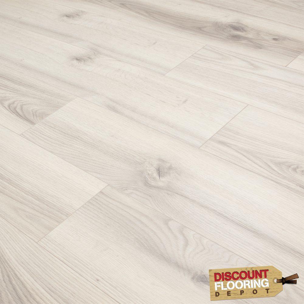 Antarctica Oak 11mm Style Laminate Flooring