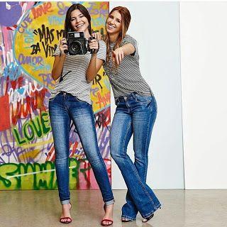 Closet Lit: Tee Shirt, Jeans Flare e Skinny