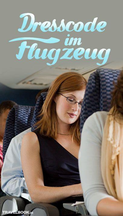Worauf du bei der Kleideung für das Flugzeug achten ...