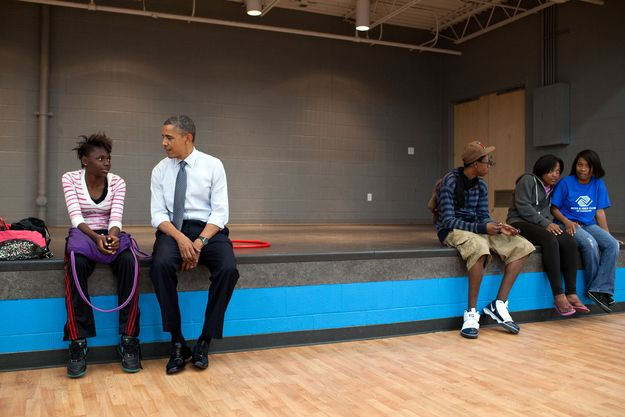 18 Reinterpreted Photos From The White House Flickr Feed
