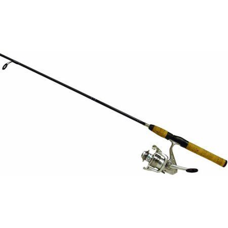 Shakespeare Cirrus66combo 1080427 Cirrus Graphite 6 6 Spinning Combo For Panfish See This Great Product Fishing Rod Best Fishing Rods Wade Fishing