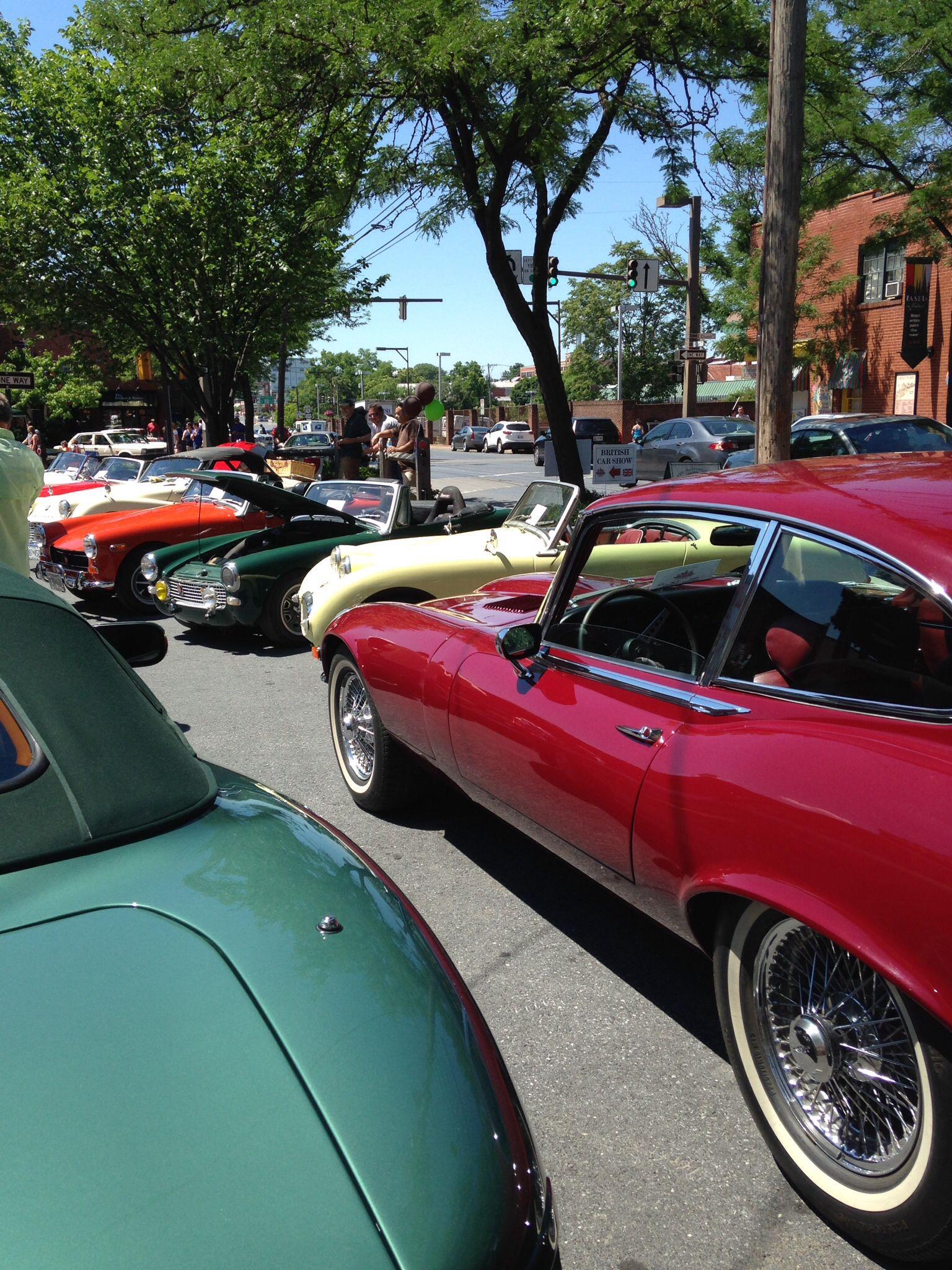Everedy Square June 7, 2014 in Frederick, MD!