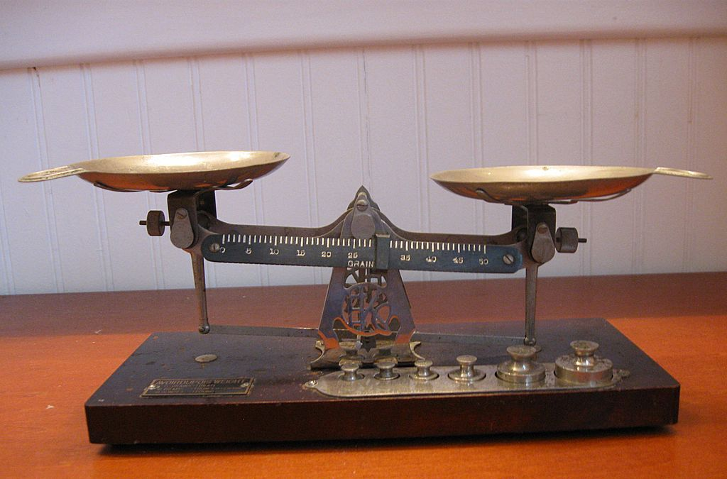 Eastman Kodak Scales