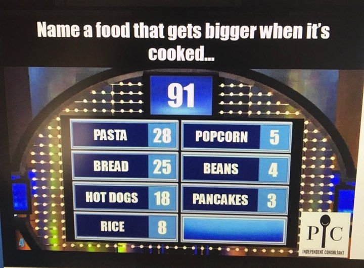 family feud pampered chef answers VideoGameStorage in