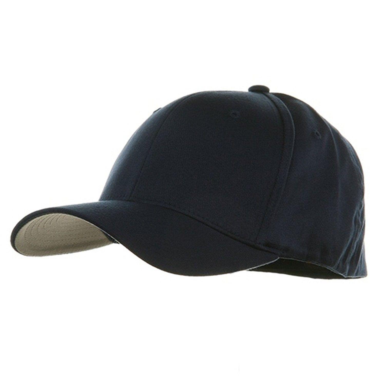 95bb00bae03 Extra Big Size Flexfit Caps - Navy - C2111743TUX - Hats   Caps
