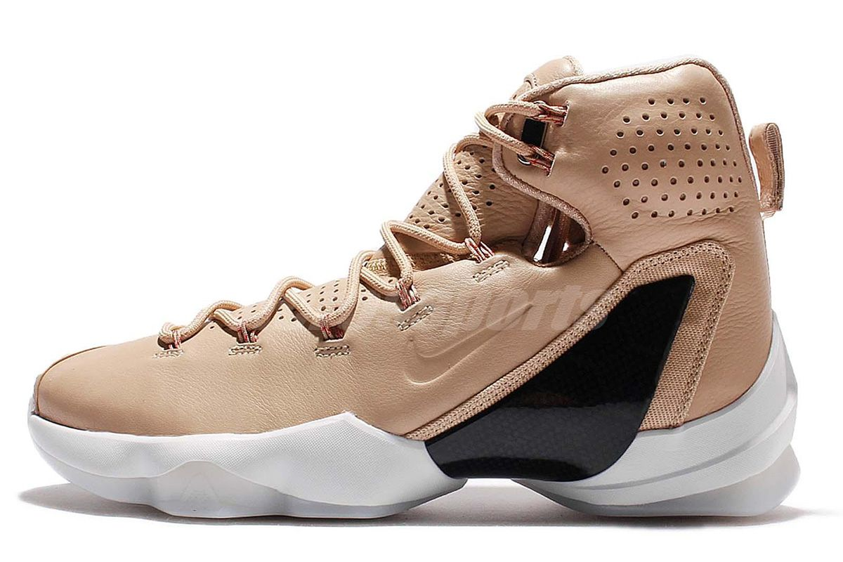 Nike Gives the LeBron 13 Elite an EXT Style Leather Edition ... 3dd8e46f9