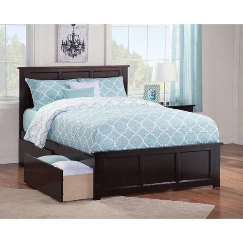 Found It At Wayfair Marjorie Storage Panel Bed With Images
