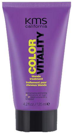 KMS California Color Vitality Blonde Treatment, 4.2 oz.