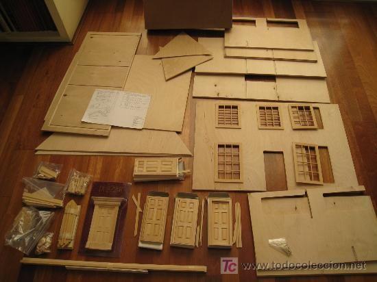 Resultado De Imagen Para Planos Para Casa De Muñecas Imagenes De Planos Como Hacer Casas Casas De Muñecas