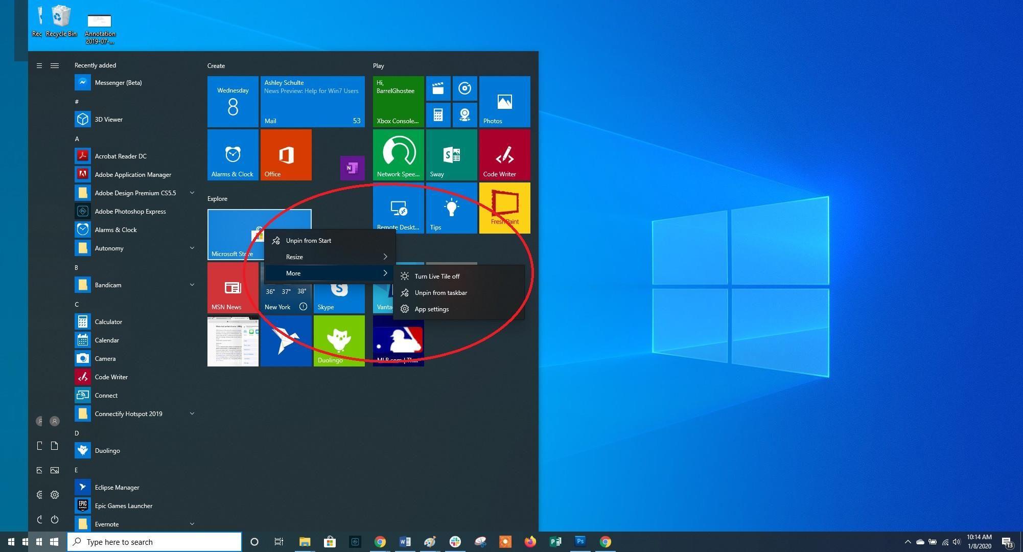 Hidden Tricks Inside Windows 10 In 2020 Windows 10 Windows Life Hacks Websites