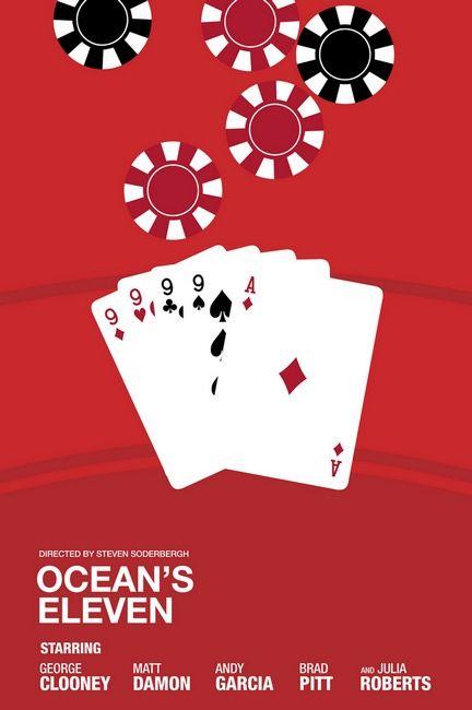 oceans eleven by chauncey drinon オ