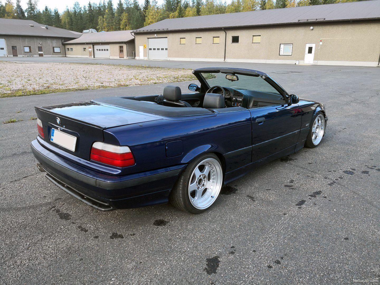 1995 Bmw 320i Convertible E36