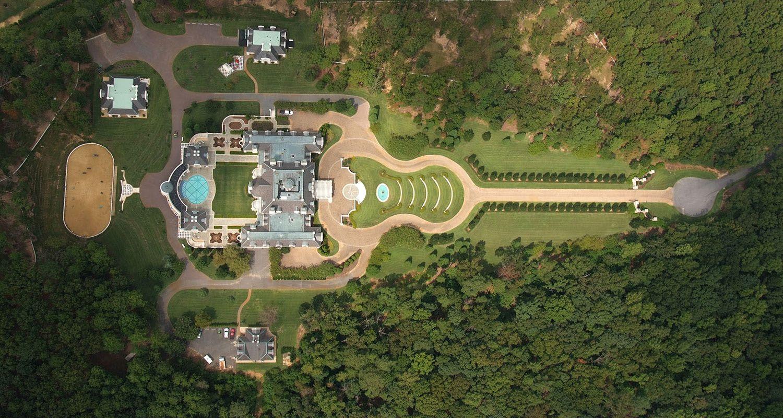 Guitar House: A Unique Mega Mansion - Birmingham, Alabama ...