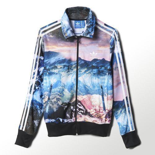 Adidas Women s Mountain Clash Firebird Track Jacket  adidas  Trackjacket 3c28a16461eeb
