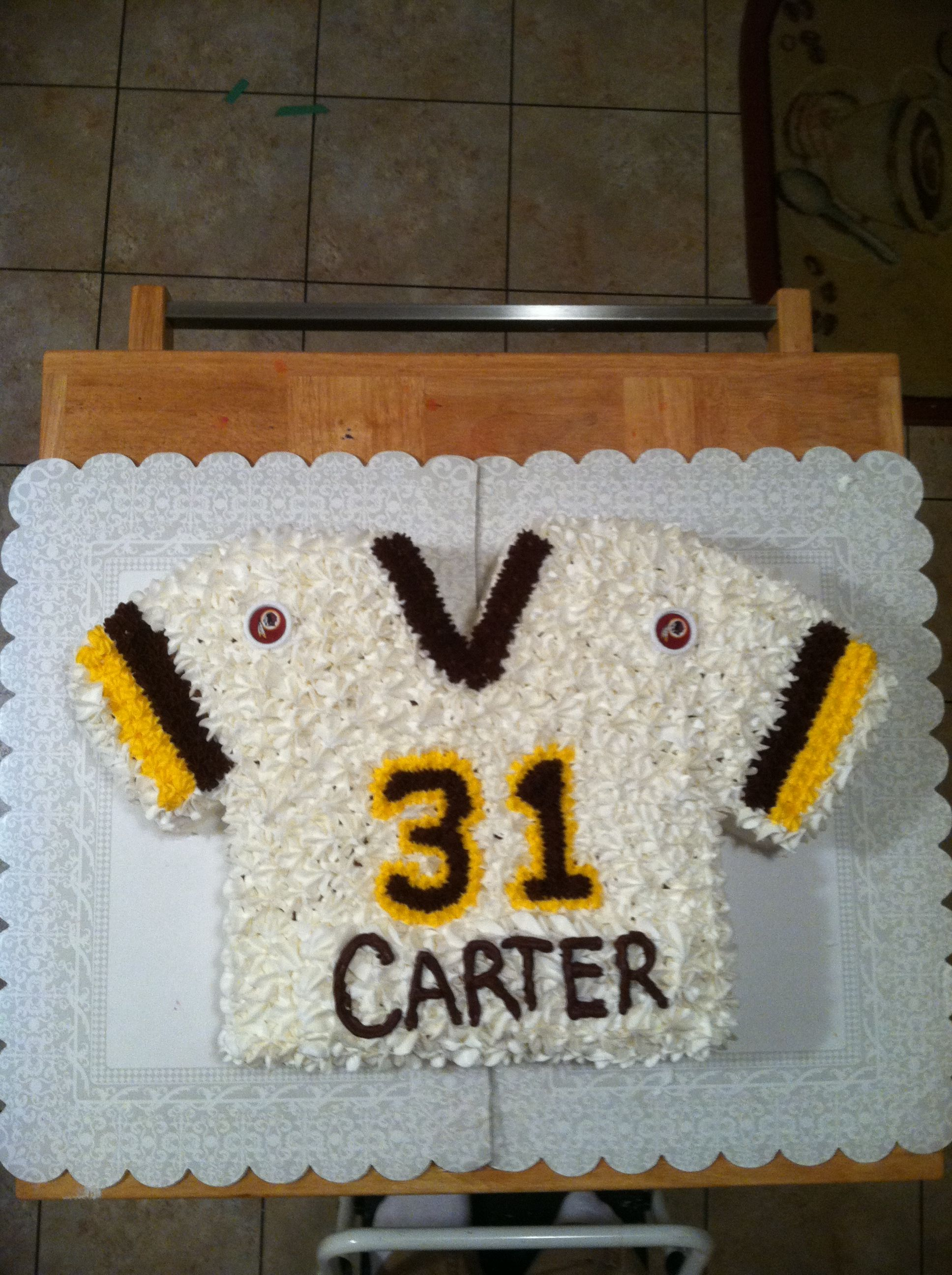 Jersey cake cake creations cake desserts