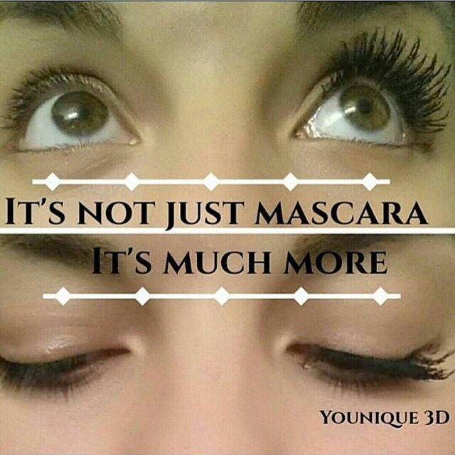 e1a9bc89115 Not just mascara, it's Magic Mascara!! Younique 3D Fiber lash mascara only  $29 for 3 month supply! Www.MyEpicLashes.com #makeup #eyes #beauty