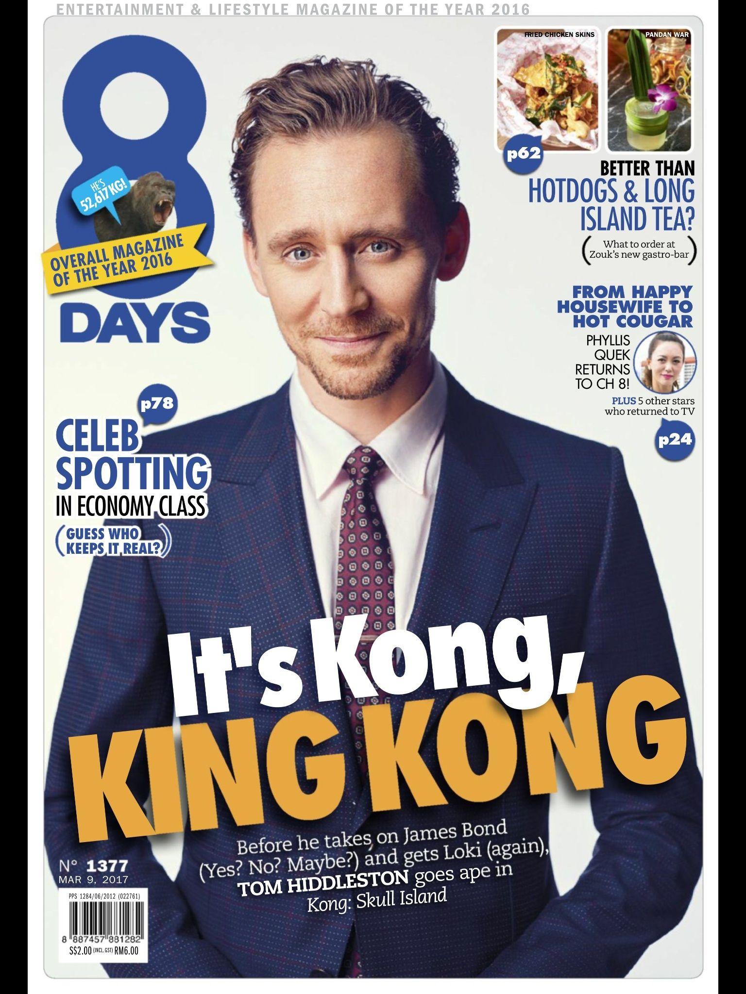 8 Days Magazine - March 9, 2017. Scans magazine here: http://imgbox.com/g/BSmGo5UloM