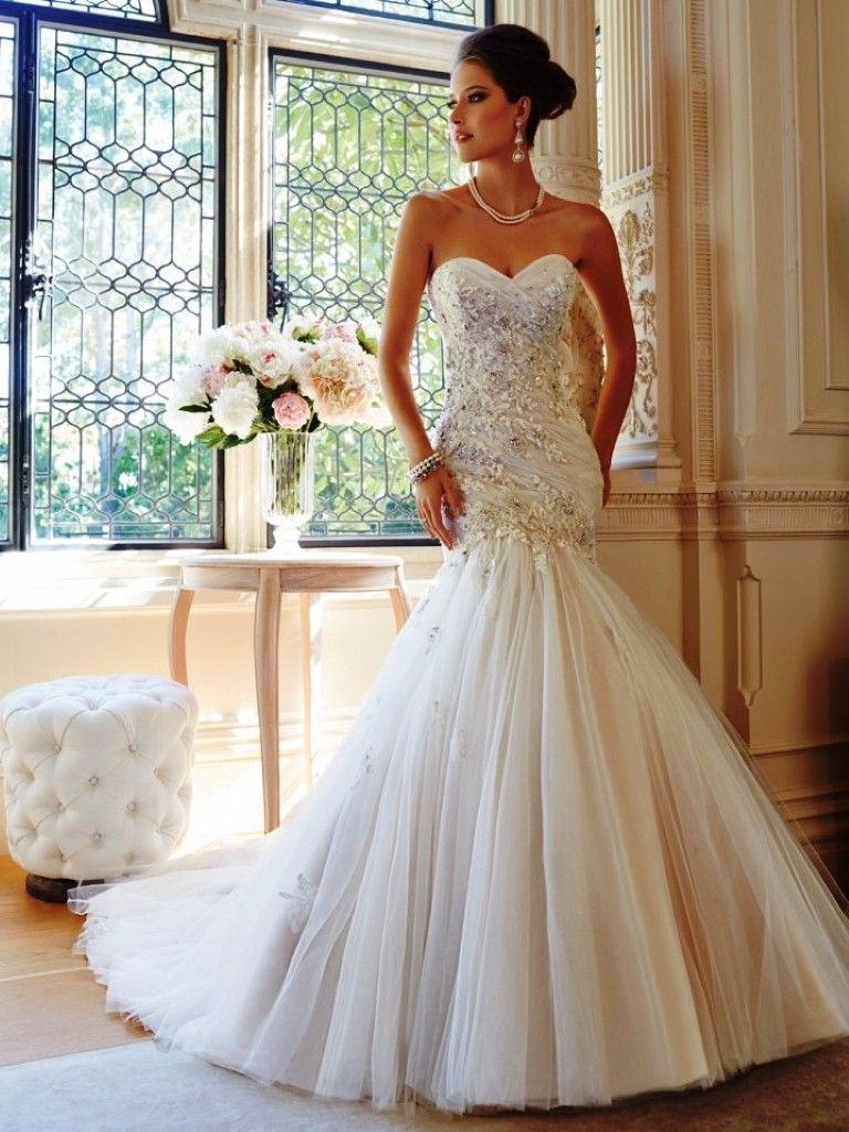Sophia Tolli Wedding Dress Collection   Trendir Style   Most ...