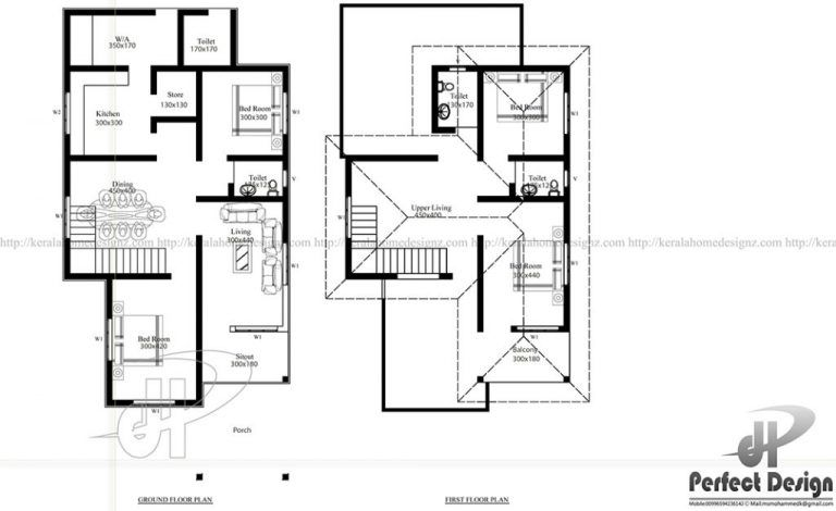 This House Plan Is Designed To Be Built In 164 Square Meters House Plans Modern House Plans House