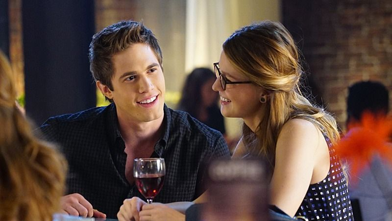 Bustle Supergirl Blake Jenner Supergirl Season
