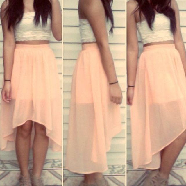 Such a gorgeous outfit♥