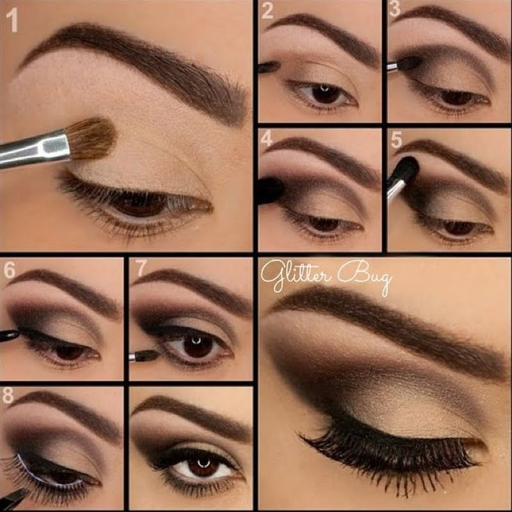 Parker Easy Smokey Eye Make Up Ideas Pinterest Eye Make Up