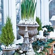 Decorate your home with festive holiday ornaments that will bring in the holiday spirit.