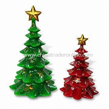 wholesale Ceramic Christmas Trees for Home Decorations, Used for ...