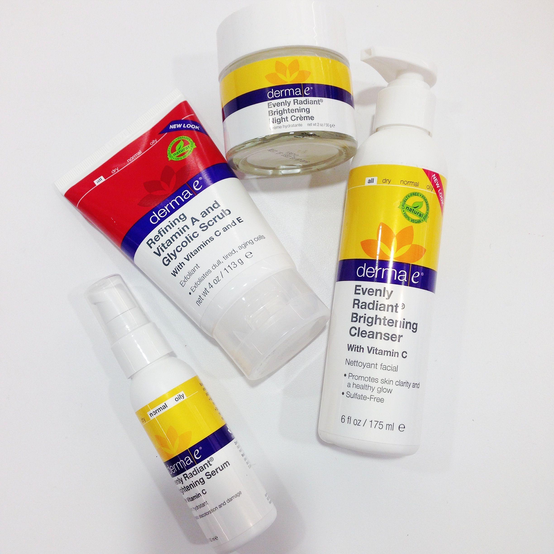Shop Derma E Birchbox Birchbox Scientific Skin Care Product Junkie