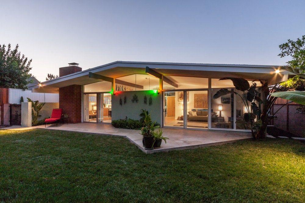 House · architecture 31 35 mid century modern