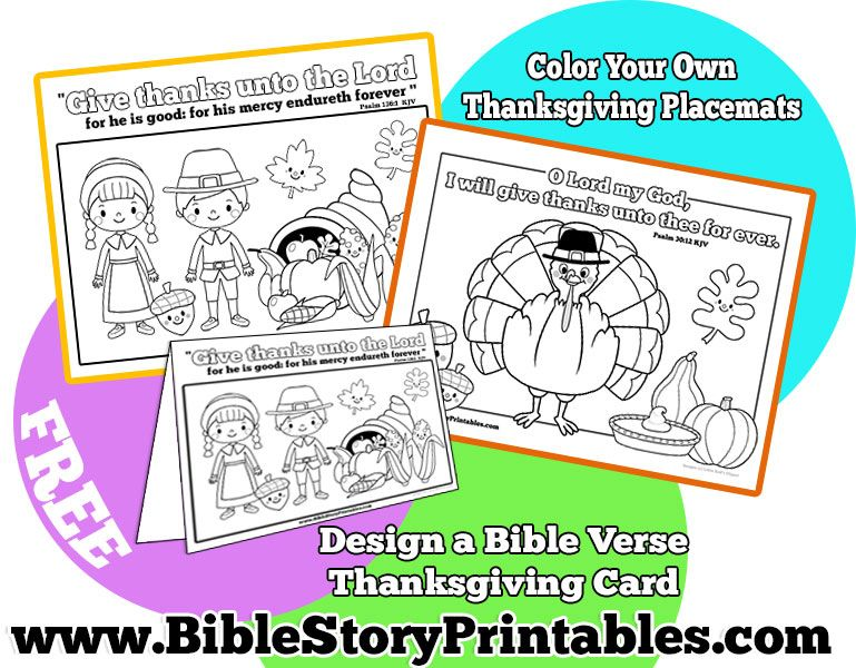 Thanksgiving Bible Coloring Pages | Bible coloring pages ...
